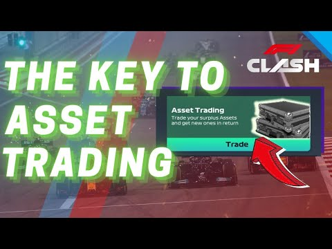 F1 Clash| Assets Trading Feature