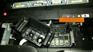 hp officejet 4620 how to clean printhead for cheap