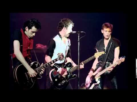 The Clash audio live at the New York Palladium 1979 soundboard