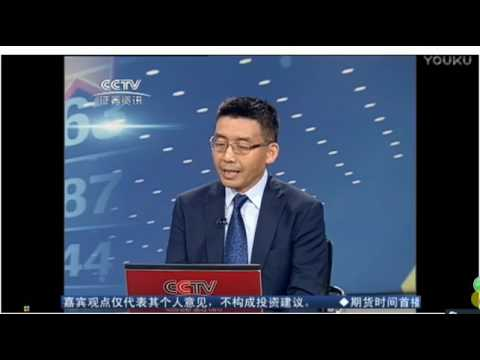 Digital Currency Discussion on CCTV Financial Channel