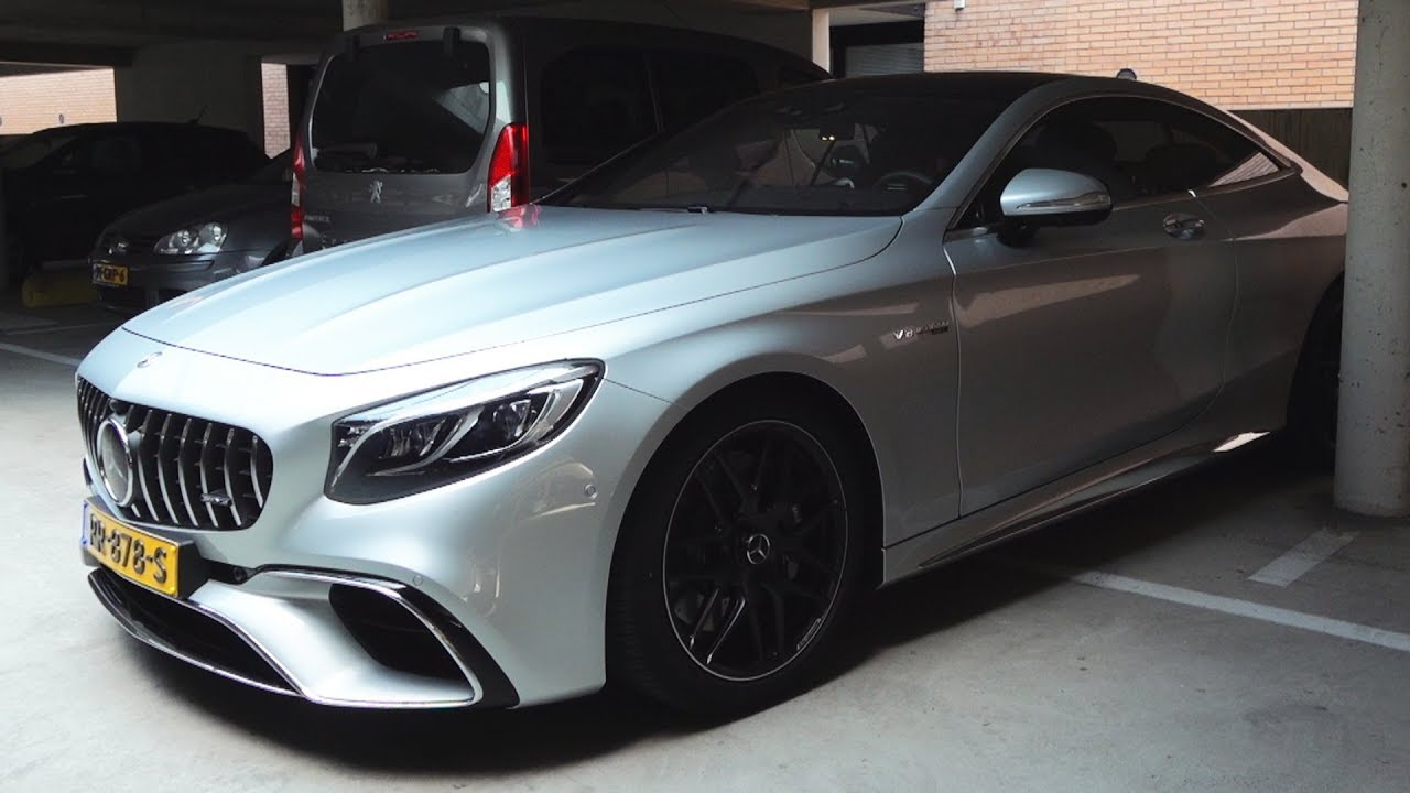 2019 Mercedes Amg S63 Coupe New S Class Full Review 4matic