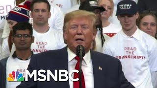 President Donald Trump Fails To Help KY Governor Win | The Last Word | MSNBC