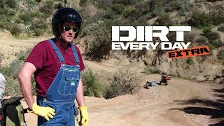 Overlanding Minibike Mayhem Outtakes! - Dirt Every Day Extra thumbnail