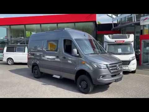 CS Reisemobile Independent -technical details -- Syro Reisemobile