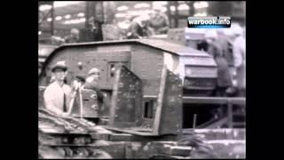 Броня России-1 серия/  Про первые танки Российской империи в Первую Мировую и Гражданскую войну