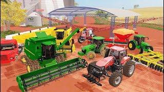 Pack de Mods Brasileiros + Download / Farming Simulator 17