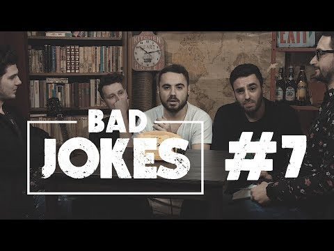 BAD JOKES 7 #NoapteaTârziu | Cuza & Quick VS Bunescu & Mariciu