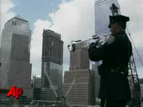 Raw Video: Taps Close Out 9/11 Remembrance