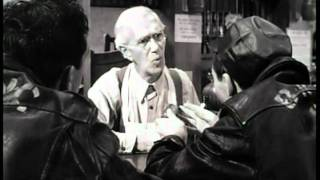 Young meets Old - The Wild One funny scene