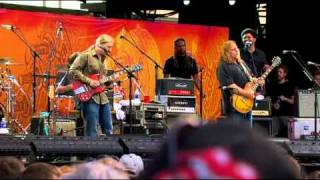 Warren Haynes   Soulshine Live At The Crossroads Guitar Festival, June 26, 2010