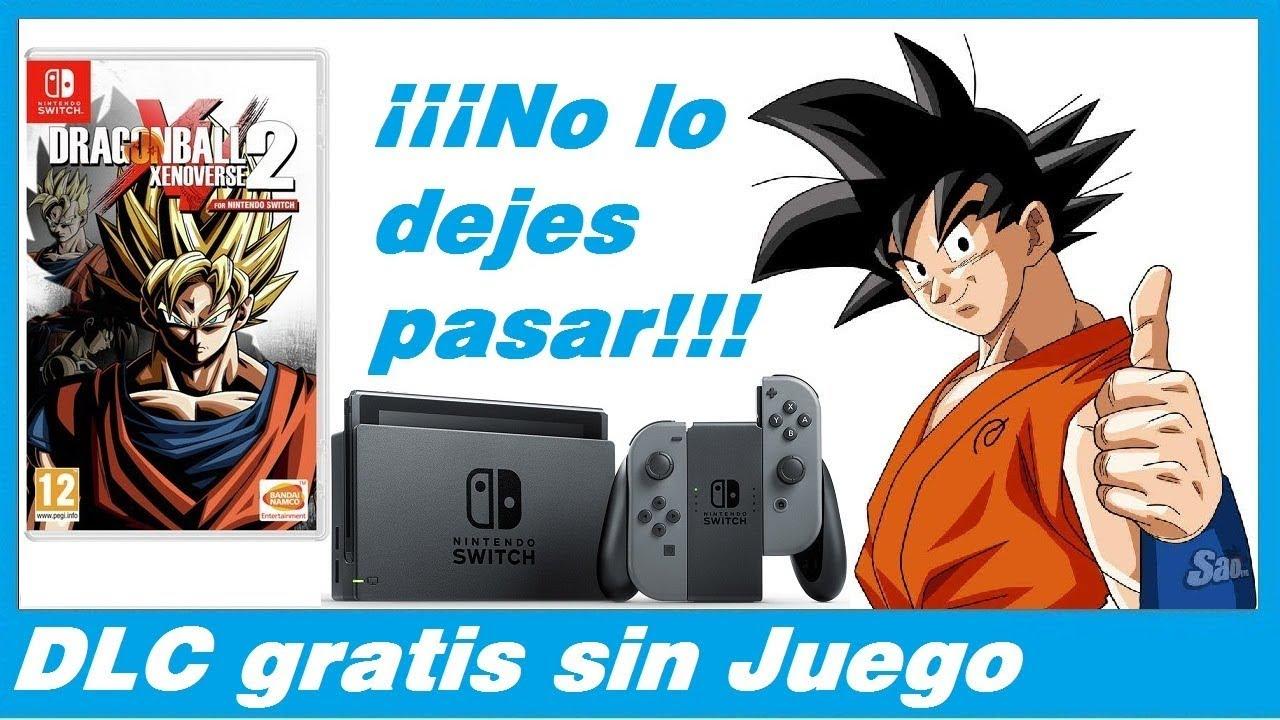 Descarga Ahora El Dlc Aun Sin Tener El Juego Dragon Ball Xenoverse