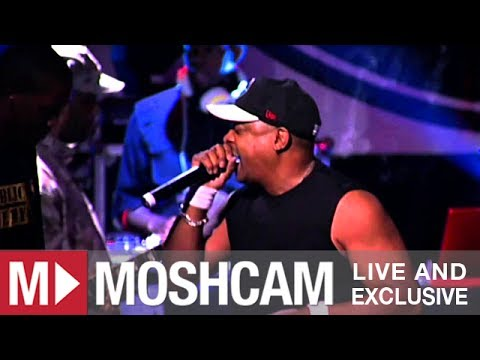 Public Enemy - Don't Believe The Hype | Live in Sydney | Moshcam