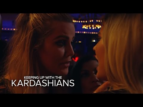 KUWTK |Khloé Kardashian Pissed at Kylie Jenner for Ditching Them | E!