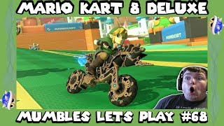 Racing for Perfection 200cc - Mario Kart 8 Deluxe - Mumbles Let