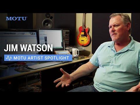 MOTU Artist Spotlight: Jim Watson, Renaissance Man