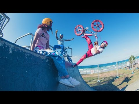 Bicycle Motocross   Radical BMX Tribute to the 80's