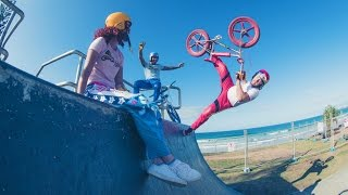 Bicycle Motocross | Radical BMX Tribute to the 80