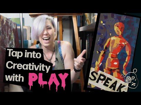 Using Play to Inspire Creativity
