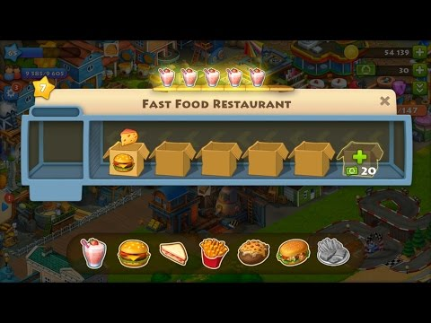 Township Level 65 Update 15 HD 1080p