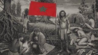 إكتشاف جديد حول سكان المغرب الأولون.