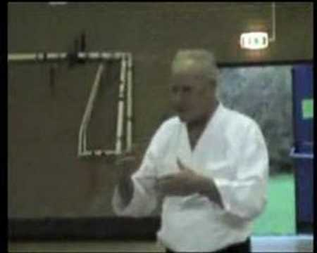 How to do Aikido with  Henry Ellis Sensei