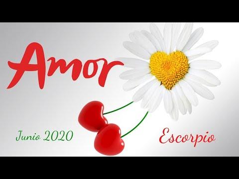 Escorpio - Amor - Junio 2020