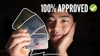 How To Get 100% Approved for Business Credit Cards For New Business