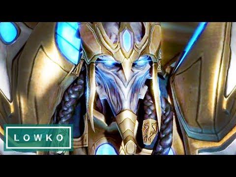 StarCraft 2: BEAUTIFUL Psionic Storms! (Bo3)