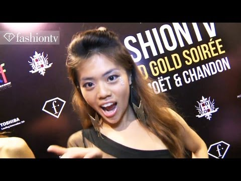FashionTV Liquid Gold Soiree Party with Moet & Chandon at Attica Club | FashionTV - FTV PARTIES