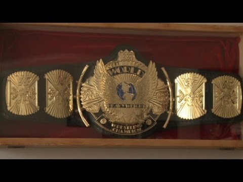 the champion of championship belt making youtube