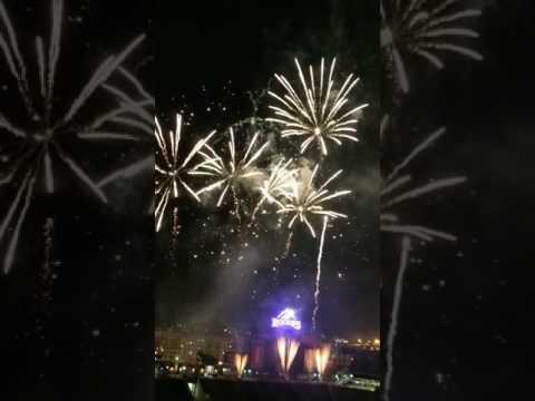 Colorado Rockies Fireworks Show