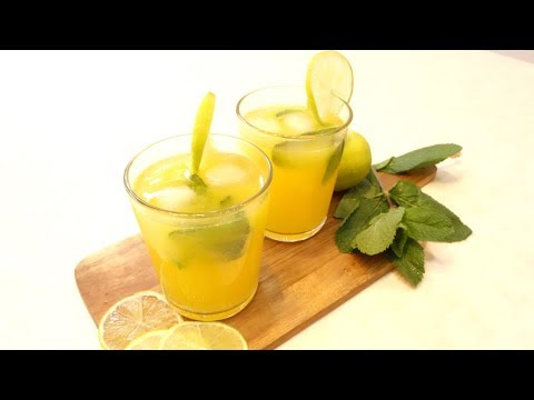 How to make a Mango Mocktail | Indian Cooking Recipes | Cook with Anisa | Ramadan Recipe