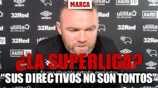 Rooney y sus dudas sobre los 6 grandes de la Premier: