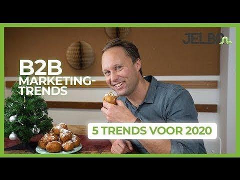 de b2b marketingtrends van 2020 jelba kennisvlog 1