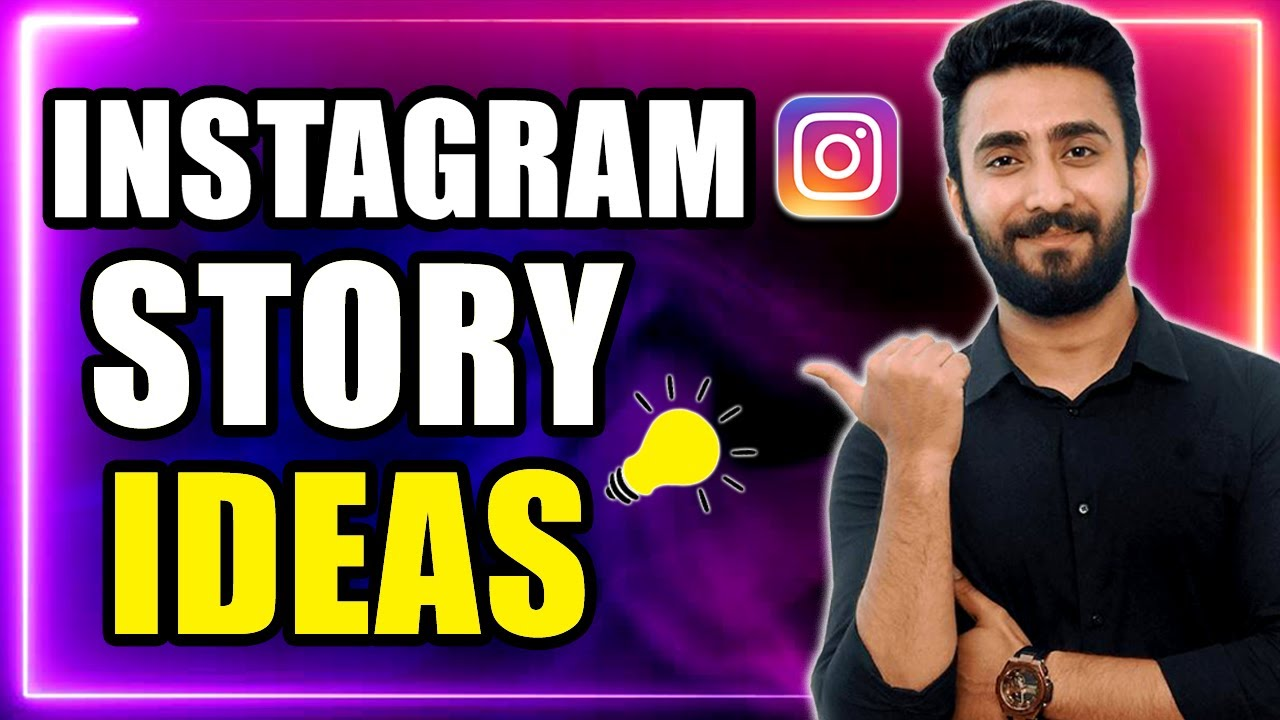 Instagram Story IDEAS (HIDDEN FEATURES!)💡