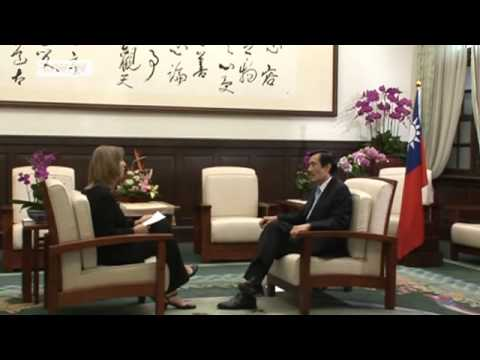 Journal-Interview | Ma Ying-jeou,Präsident der Republik China