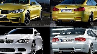 New bmw m4 vs old bmw m3 - which one do you prefer ?