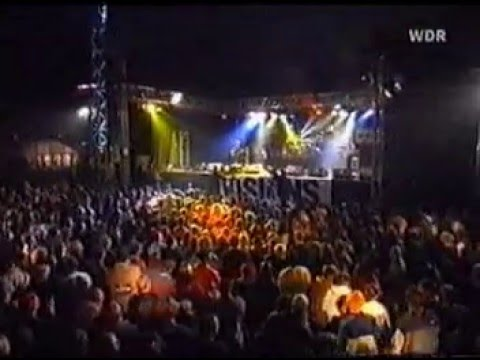 Muse - Uno Bizzarre Festival 1999