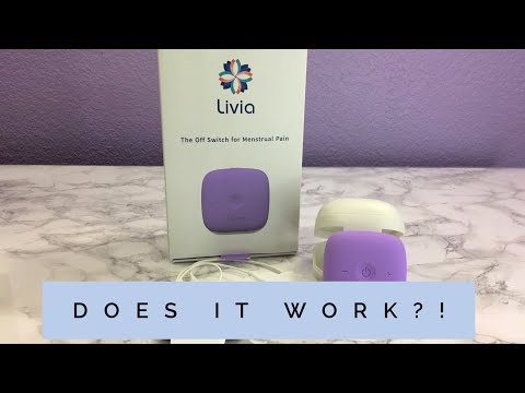 Livia: The OFF Switch for Menstrual Pain (Does it work?!)