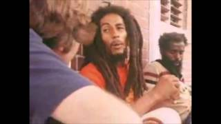 Bob Marley Speaking As A Christ Man - Ye Be Born Again