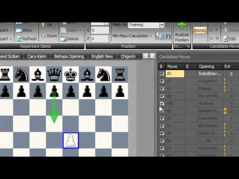 chess position trainer tutorial using chess engines youtube rh youtube com Best Chess Training Red Chess