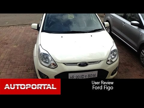 Ford Figo User Review - 'good car with very good handling' - Autoportal