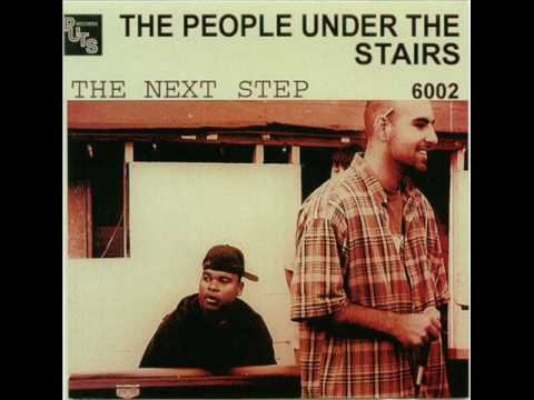 People Under The Stairs - The turndown