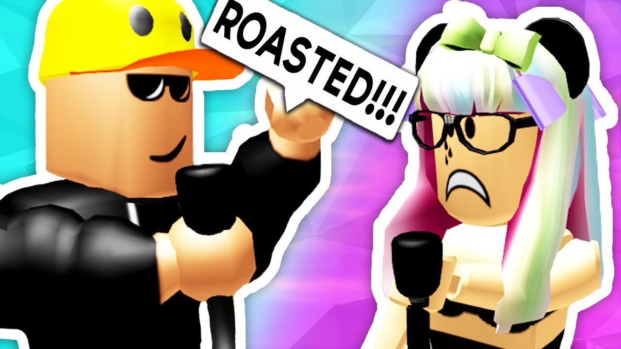 Rapping With My Roblox Friends Youtube