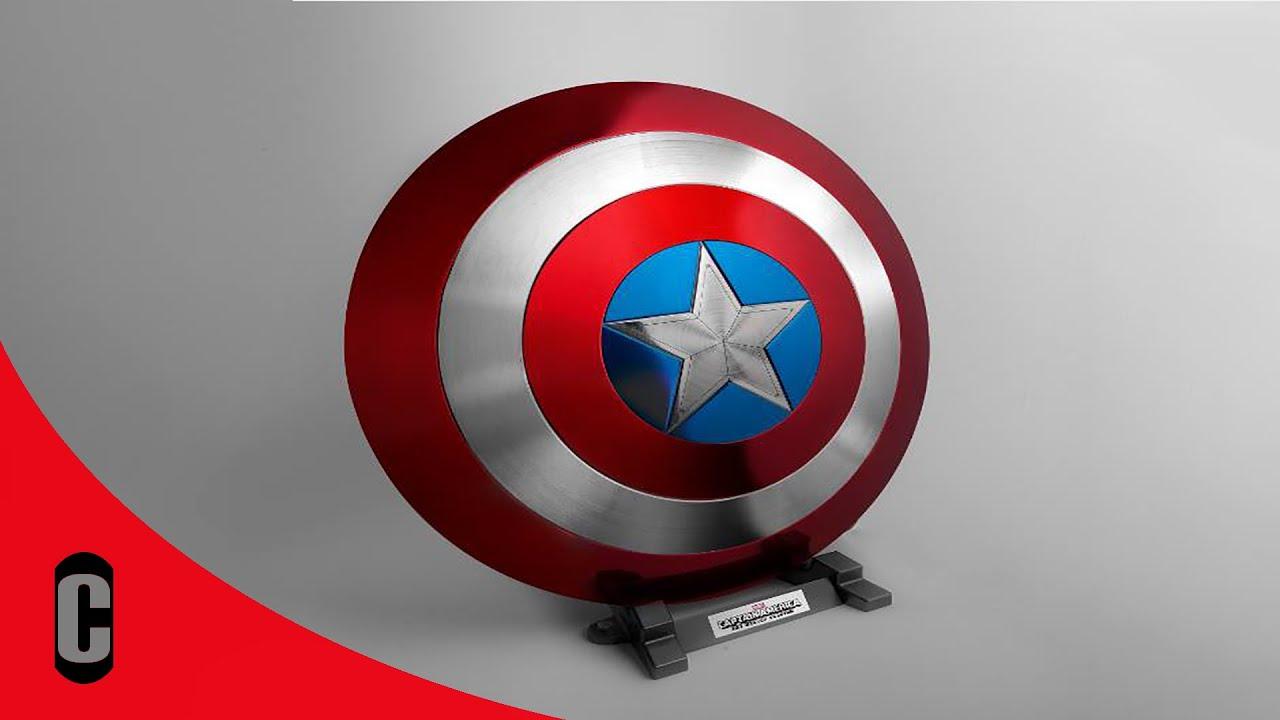 King Arts Captain America The Winter Soldier Shield Replica