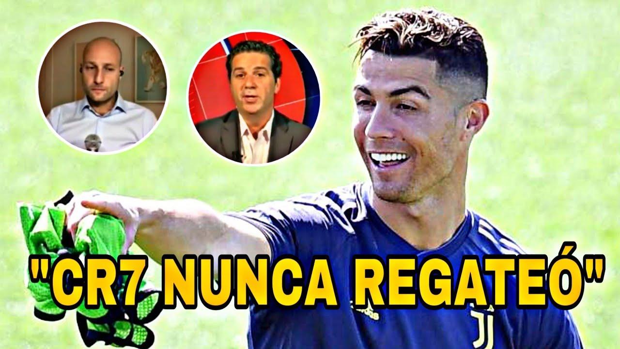 Cristiano Ronaldo MEGA retrata a periodistas de ESPN | Anécdota de Diego Forlán sobre CR7