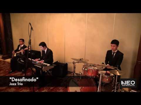 Keyboard, Bass, and Drums at Investors Choice Awards - Neo Music Production