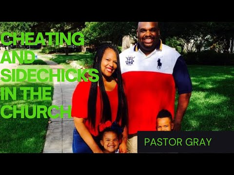 John Gray Cheating On Wife - Pastor John Gray Cheating Again On His Wife | Hood Evangelist