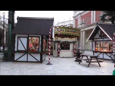 Christmas Market and Santa's Grotto | Trafford Centre | Manchester