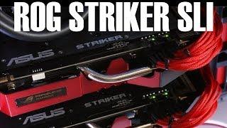 Asus ROG Striker 4GB GTX760 SLI Review